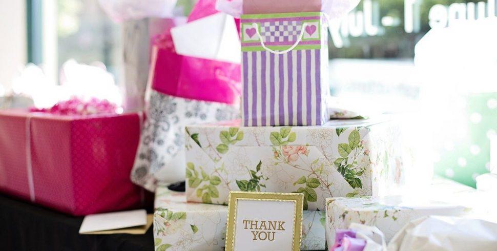 Des cadeaux de mariage uniques pour surprendre vos invités